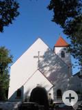 Evangelisch-Lutherarische Christuskirche in Schrobenhausen