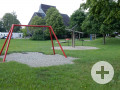 Spielplatz Kirche Mühlried