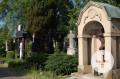 Grabmäler im Alten Friedhof