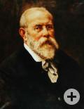 Johann Baptist Hofner: Selbstporträt