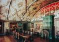Lenbachsaal mit Einrichtung aus der Zeit um 1900