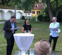 BGM Reisner, Frau Freitag-Mair, Arwed Vogel