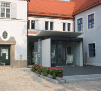 Pflegschloss Eingangsbereich