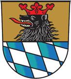 Wappen der Stadt Schrobenhausen
