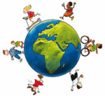 Kindermeilen Logo